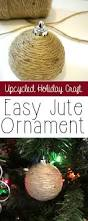 55 Easy Christmas Crafts Simple Diy Holiday Craft Ideas U0026 Projects Upcycled Jute Ornaments Easy And Inexpensive Craft Christmas
