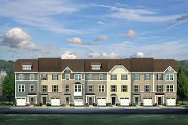 Ryan Homes Mozart Floor Plan New Mozart Attic Townhome Model For Sale At The Waterfront At