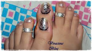 easy nail art for toes childishly easy toe nail designs 2015