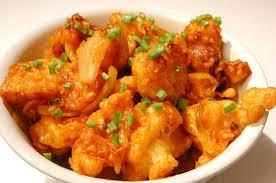 cuisiner du choux fleur gobi manchurian petits choux fleurs frits à l indo chinoise
