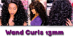 wand curled hairstyles long weave styles hairstyle foк women man