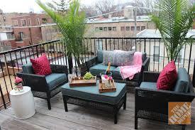 Home Depot Patio Designs A Small Balcony Patio Decorating Ideas By Alex Kaehler