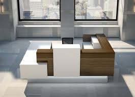 Stand Up Reception Desk Reception Furniture By Cubicles Com