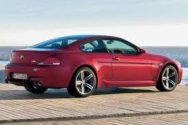 bmw m6 coupe used 2007 bmw m6 coupe pricing for sale edmunds