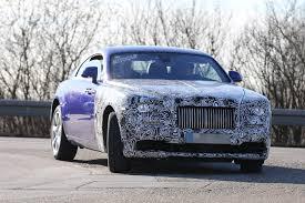 rolls royce wraith inside 2017 rolls royce wraith facelift spied autocar