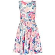 flower dress dorothy perkins quiz flower belt skater dress polyvore
