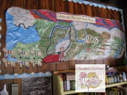 Iditarod Map A Kinders Garten Vintage Homeschool We Iditarod Do You