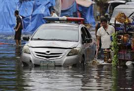 christmas typhoon threatens philippine capital the new indian express