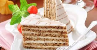 sweet treats cake classics of hungary about hungary