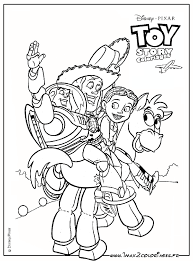 toy story coloring book pages alltoys