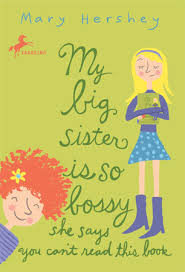 big sister bossy u0027t book
