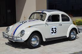 volkswagen beetle classic for sale used 1962 z movie car herbie 3 volkswagen beetle venice fl for