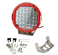 96w cree led work lights 12v vehicle atv off road lights tractor
