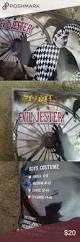 jester costume spirit halloween best 25 evil jester ideas on pinterest jester tattoo scary