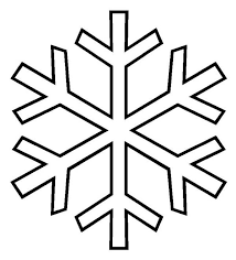 free snowflake patterns clipart 34