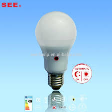 Led Night Light Bulb by E27 Day Night Light Sensor Led Bulb E27 Day Night Light Sensor