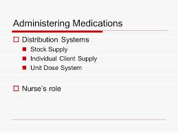 Desk Reference System by Oral Medication Administration Where Do We Find Drug Information