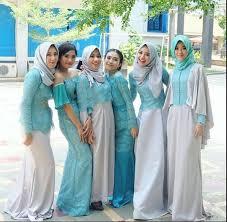 model baju kebaya muslim model baju kebaya muslim modern untuk wisuda info kebaya modern