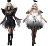 Angel Halloween Costumes Fallen Angel Halloween Costume Price Comparison Buy Cheapest