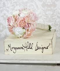 Shabby Chic Bridal Bouquet by 37 Best Silk Wedding Bouquets Images On Pinterest Branches