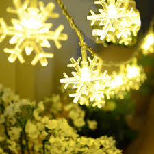 decoration garden party online get cheap lighted snowflake decorations aliexpress com