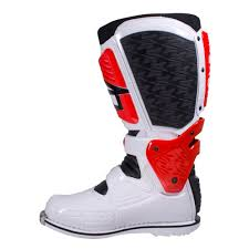 hinged motocross boots motocross boots axo a2 fluo yellow insportline