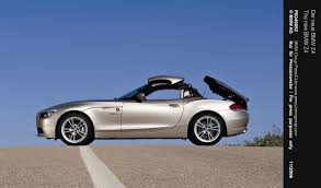 hardtop convertible cars 2009 bmw z4 has 3 series convertible to thank