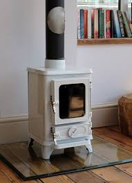 the hobbit stove is a small cast iron multi fuel stove from