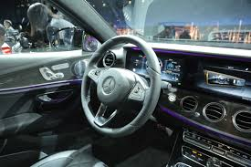 future mercedes interior 2017 mercedes benz e class video first look