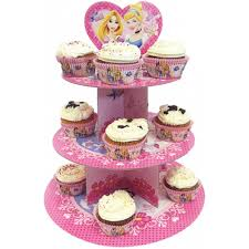 3 tier cupcake stand disney princess sparkle 3 tier cupcake stand disney from all you