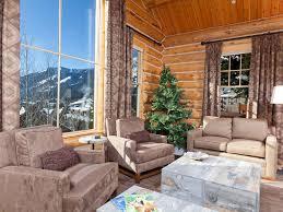 spectacular view luxury log home adjacent homeaway granite ridge