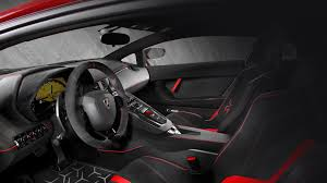inside lamborghini aventador the aventador lp 750 4 superveloce is the fastest lambo yet