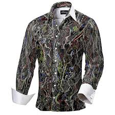design hemd germens extravagant leisure shirts