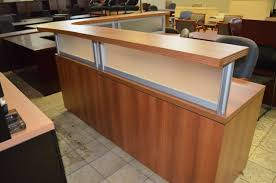Second Hand Reception Desk by Global Reception Desk Office Furniture Warehouse
