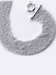 silver mesh bracelet with images Yaf sparkle jewelry boutique yaf sparkle sterling silver mesh jpg