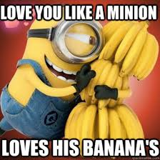 Cute Love Meme - minion love memes