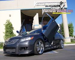 2007 toyota camry aftermarket parts toyota camry vertical doors at andy s auto sport
