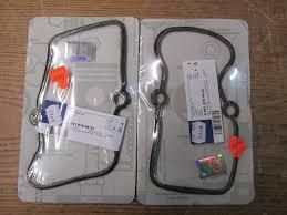 nos mercedes benz a5410160421 valve cover gasket oem ebay