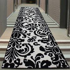 Damask Rugs Crazy Black And White Damask Rug Impressive Design 17 Best Images