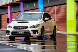 subaru impreza wrx 2018 subaru u0027s 2018 performance range u2013 better looking on the outside