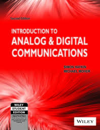 introduction to analog and digital communications 2nd edition
