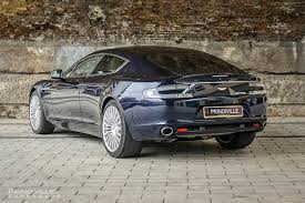 aston martin sedan used 2012 aston martin rapide v12 for sale in greater london