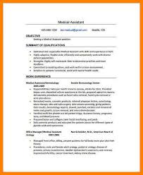 8 medical assistant resume objectives ats resuming