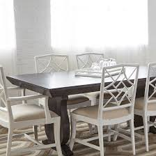 blair center dining table bungalow bungalow 5 porto dining table dining room ideas