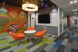 pegasystems office design 13 installations with interface