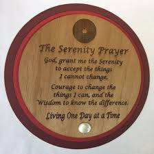 serenity prayer gifts serenity prayer gifts recovery products serenity prayer plaque