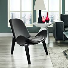 Classic Design Chairs Contemporary Styled Arched Lounge Chair With Many Color Options