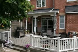 trex transcend fashion toronto traditional deck decorating ideas