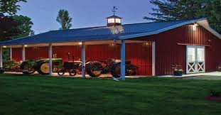 Custom Pole Barn Homes Pole Barn House Construction Company In Clarkston Mi Cno