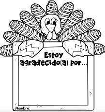 pre k thanksgiving songs thanksgiving freebies in spanish mommymaleta